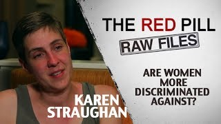 Are Women More Discriminated Against? | Karen Straughan #RPRF