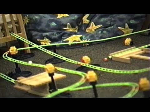 Toy Roller Coaster Home Videos