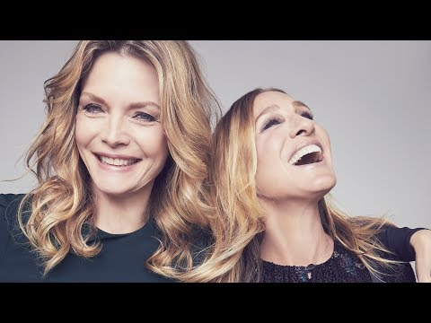 Sarah Jessica Parker and Michelle Pfeiffer  Actors on Actors Full Video
