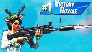 Getting My First Win In Fortnite After 6 Months...