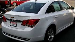 2011 Cruze 1LT, RS Package, 1.4 liter turbo, O'Donnell Chevrolet Buick, San Gabriel, CA 91776