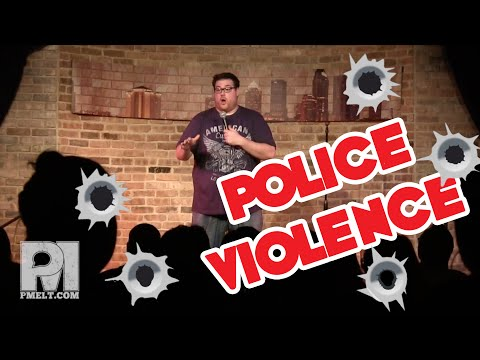Racism and Police Violence After the Ferguson Shooting - Comedian Patrick Melton