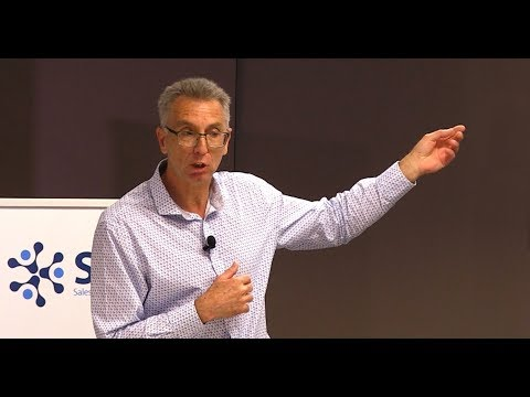 """Seven Stories every salesperson must tell"" - Mike Adams - Sales Leadership Forum October 2018"