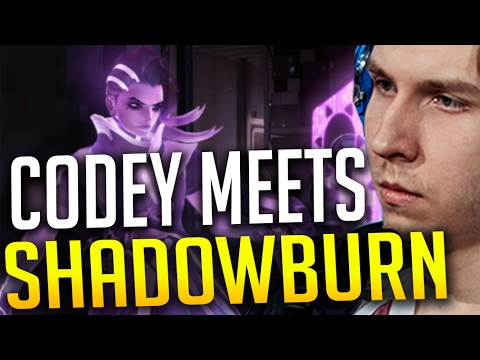 CODEY MEETS THE GENJI GOD SHADOWBURN OVERWATCH