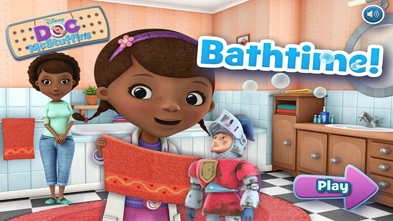 Imagenes De Baño Animadas:Doctora Juguetes ️ Hora del Baño – YouTube