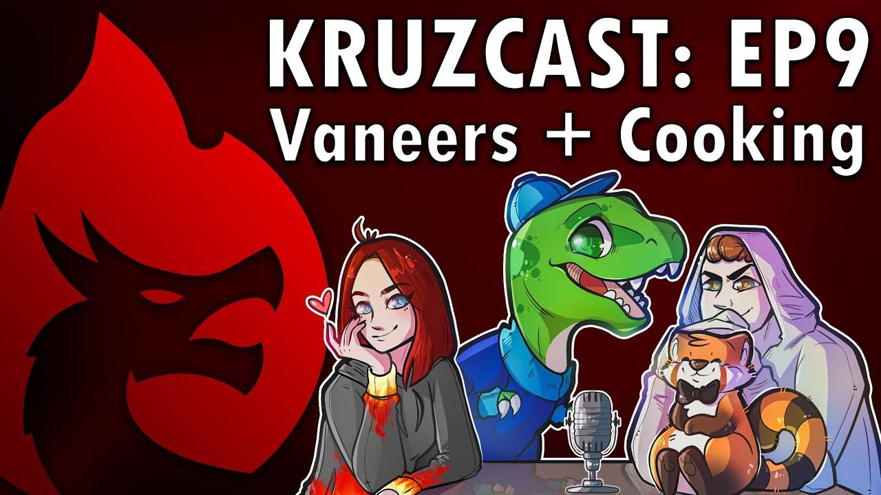 Verneers + Cooking Debate | Kruzcast Ep.9