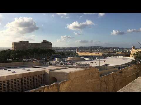Valletta 2018 Tour Nice City
