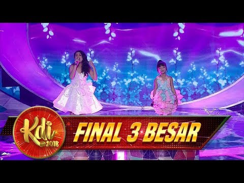 Kereeeennn Abissss, Delima Ft Ina Situbondo [SI KECIL] - Final 3 Besar KDI (25/9)