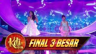 Kereeeennn Abissss, Delima Ft Ina Situbondo  Si Kecil  - Final 3 Besar Kdi  25/9