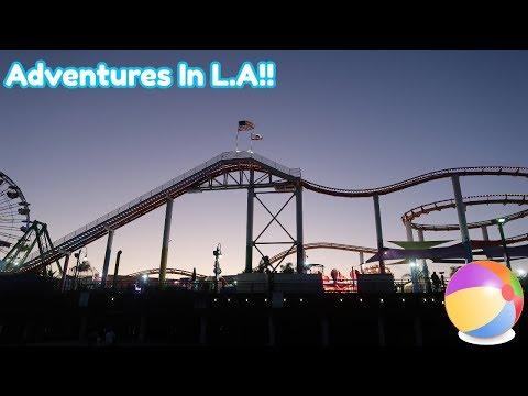 Adventures In L.A!! | Elke Rose