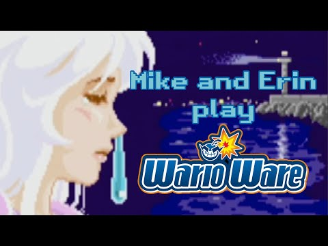 mike-and-erin-play-wario-ware-on-the-game-cube!