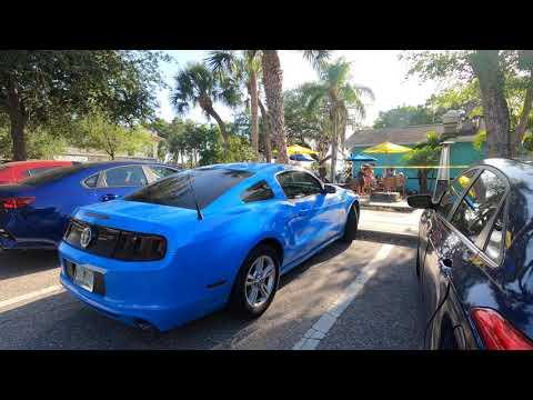 Walking Tour - Palm Harbor FL 2020. 4 K.