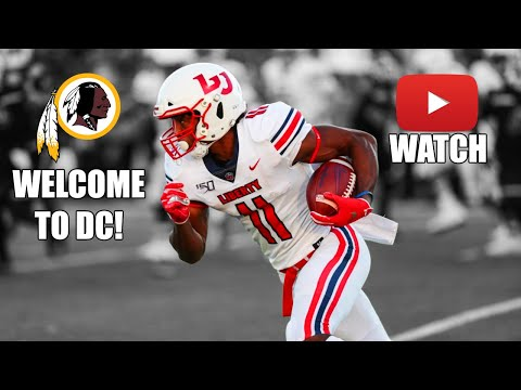 antonio-gandy-golden-liberty-career-highlights-||-welcome-to-dc-||-ᴴᴰ