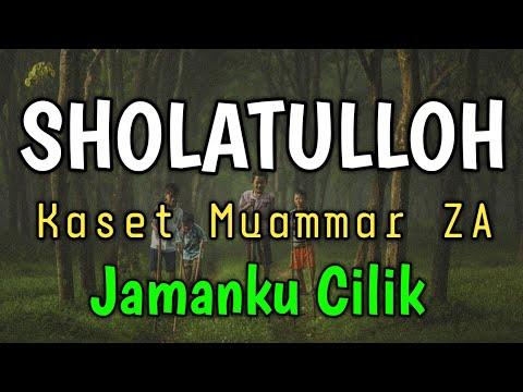 Sholawat Jadul Sholawat Badar Ala Muammar Za Kaset Lawas Dulu