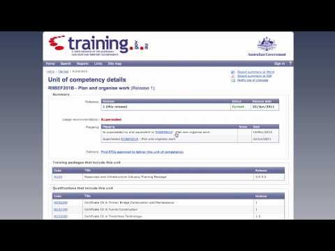 RTO Non-Compliance Training Video