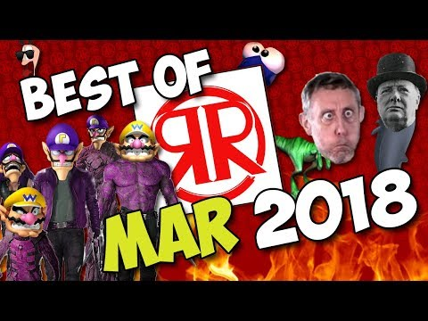 BEST MOMENTS OF: March 2018 - Rogues and Roleplayers