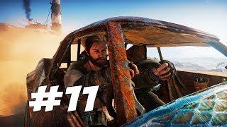 ПОЛНАЯ ПРОКАЧКА - Mad Max - Прохождение #11