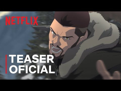 The Witcher: Lenda do Lobo | Teaser oficial | Netflix