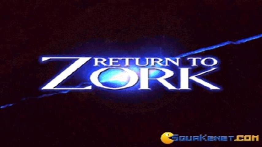 Return To Zork Gameplay Pc Game 1993