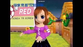 跑online-你死我活MV