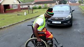 Guys With Cars Always Think They're Tough (Leon Gumede)