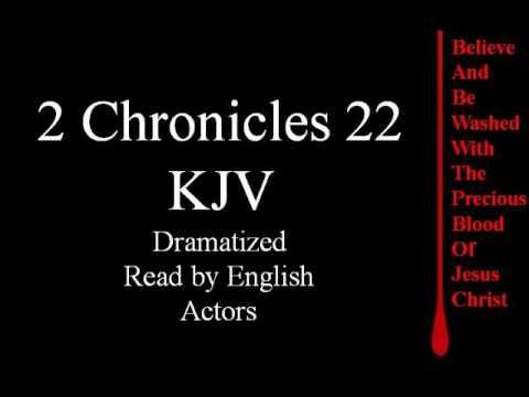 2 Chronicles 22 KJV