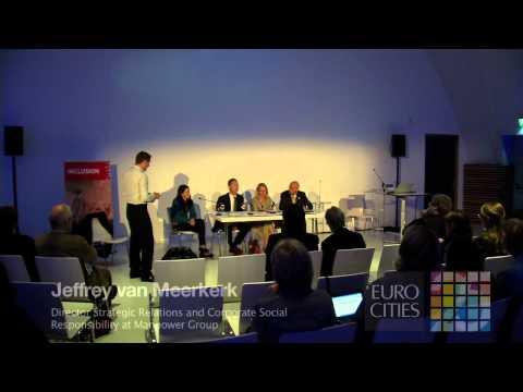 EUROCITIES Social Affairs Forum Rotterdam 2011