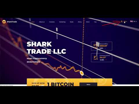 shark trade cryptocurrency