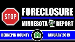 Stop Foreclosure MN Report   HENNEPIN COUNTY   JANUARY 2019