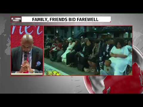 #DumiMasilela funeral service