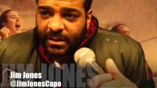 RFRT- Rapper Jim Jones talks Gentrification in Harlem, Ballin 4 Peace