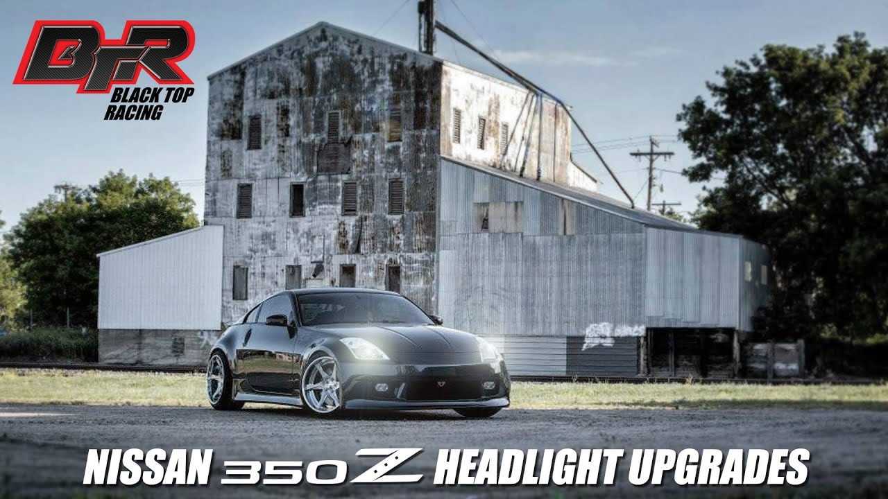 maxresdefault how to remove 350z headlights and the differences between old and  at soozxer.org