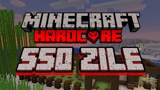 Am Supravietuit 550 Zile In Minecraft Hardcore Si Asta S-a Intamplat