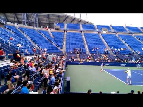 US Open Tennis Tournament, Inside USTA Billie Jean King National Tennis Center
