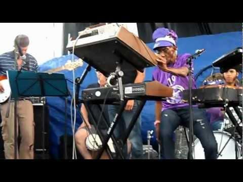 Bernie Worrell Orchestra Funkentelechy 08.11.12
