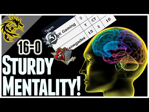 Mental STURDINESS That Helps With Consistency - The Mental Game!