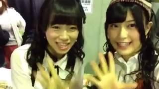 かよよん(田北香世子)とふたりで ぽよよん✨ みぃぽよですって言うてるのレアっしょ✨ 飯野雅(AKB48) 公式プロフィール http://sp.akb48.co.jp/profile/mem...