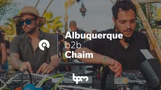 Video Albuquerque B2B Chaim @ BPM Festival Portugal 2017 (BE-AT.TV) download MP3, 3GP, MP4, WEBM, AVI, FLV Maret 2018