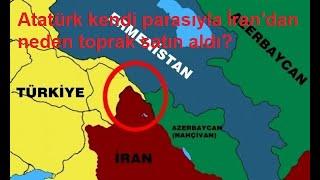 Atatürk kendi parasıyla İran