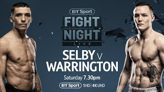 Watch the Lee Selby vs. Josh Warrington weigh-ins live from…