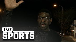 Michael Irvin 'Rooting for Antonio Brown And There's Nothing Wrong with That' | TMZ Sports