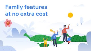 Groups and families on Google Fi