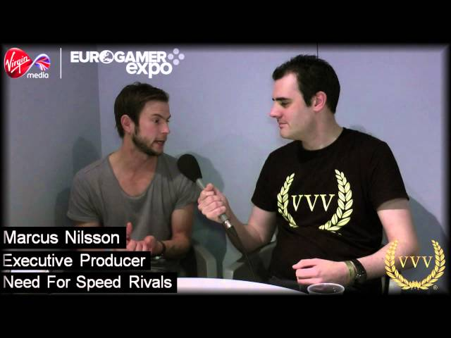 Need For Speed Rivals Interview - Eurogamer Expo 2013 part 9
