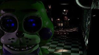 Komplet KAOS - Five Nights at Freddy's 3 (Del 3)