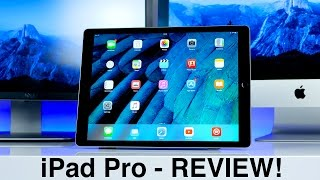 iPad Pro 12.9 - Review! (In-Depth) - After 3 Months of Use