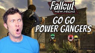 Fallout: NEW NEW VEGAS | GO GO POWER GANGERS