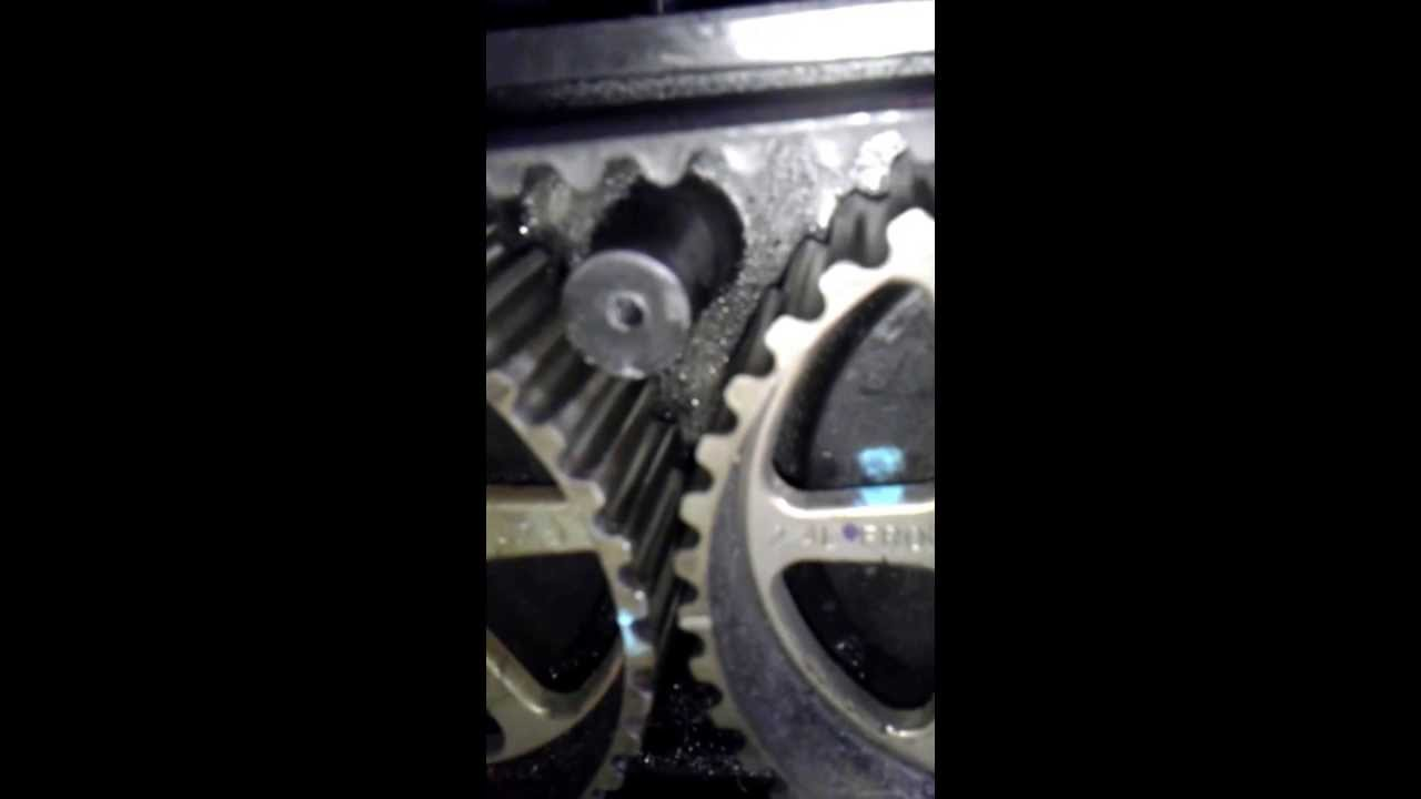 Chrysler pt cruiser timing belt replacement how to replace water.