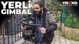 DJI Ronin Rakibi - TÜRK MALI GIMBAL TREXO ARC