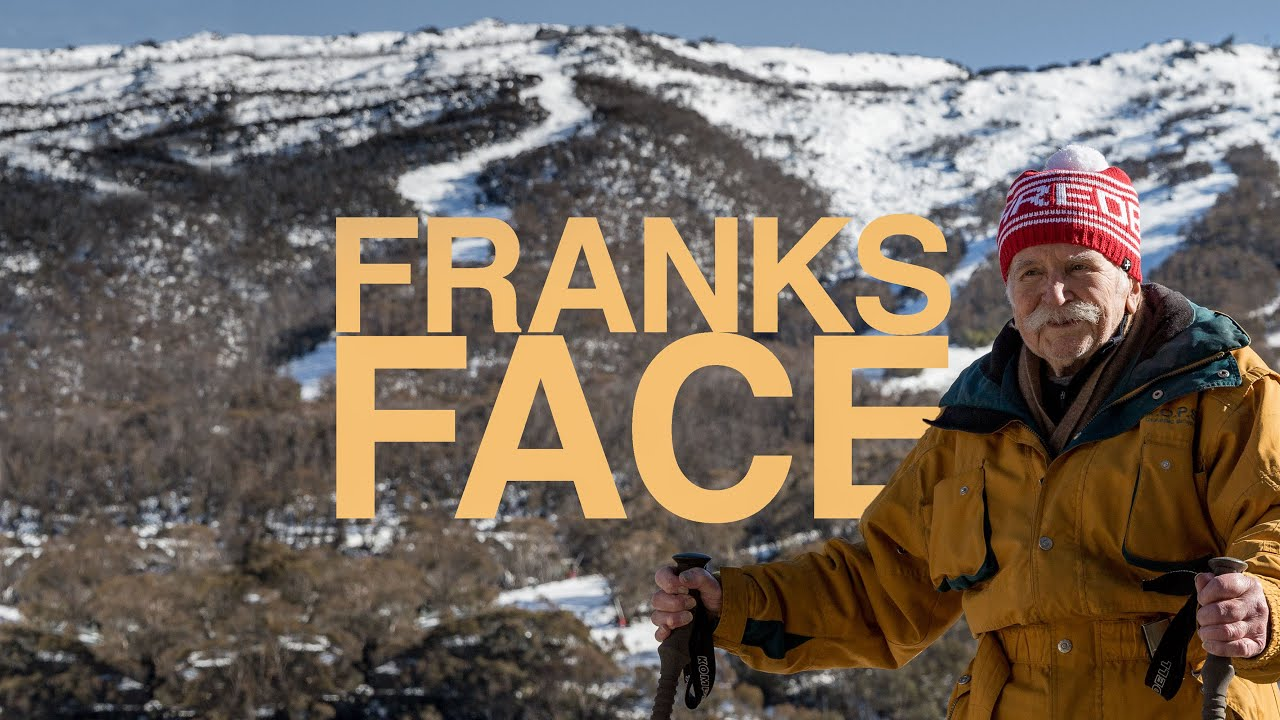 Frank's Face | Paying Tribute to Australia's Oldest Living Olympian, Frank Prihoda