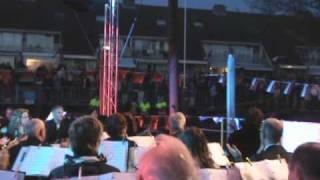 Koninginnedag 2010 Margriet Eshuijs & Band en Concordia